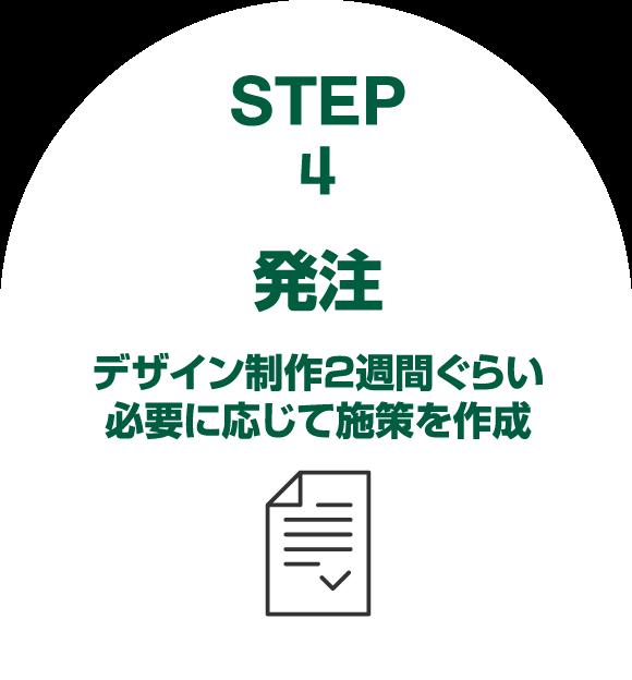 step4発注